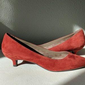 Red Aerosole heels